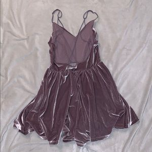 Urban Outfitters Other - VELVET ROMPER FROM URBAN! & touched by Nia lol